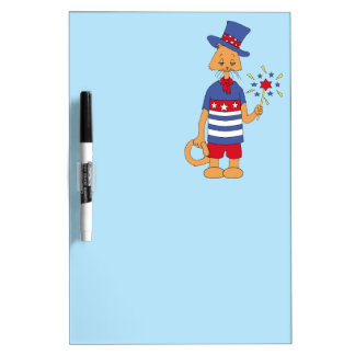Yankee Doodle Dandy! Dry Erase Whiteboards