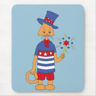 Yankee Doodle Dandy! Mouse Pad