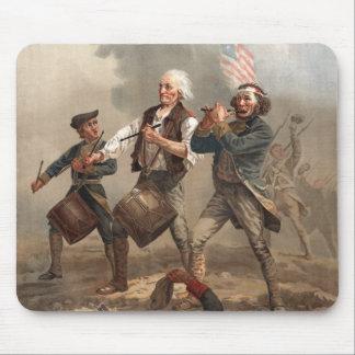 Yankee Doodle Dandy mousepad