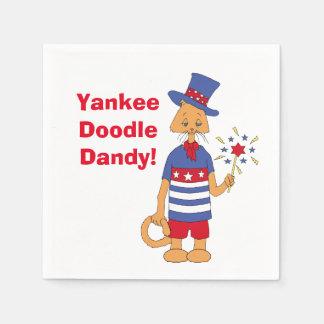Yankee  Doodle  Dandy! Paper Napkins