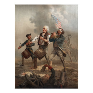 """""""Yankee Doodle Dandy"""" poster/print"""
