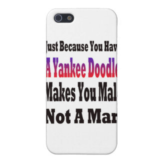 Yankee Doodle Cover For iPhone 5
