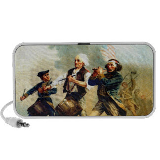 Yankee Doodle - It's A Dandy! Travelling Speakers