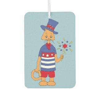 Yankee Doodle Kitty