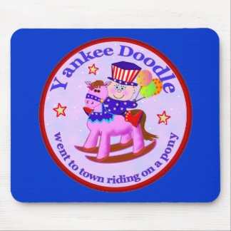 Yankee Doodle Mouse Pads