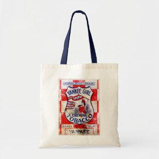 Yankee Girl Chewing Tobacco Small Reusable Bag