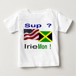 Yankee Jamaican baby Baby T-Shirt