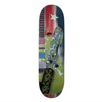 Yankee Rose Skateboard