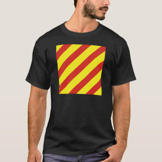 Yankee (Y) Signal Flag T-Shirt