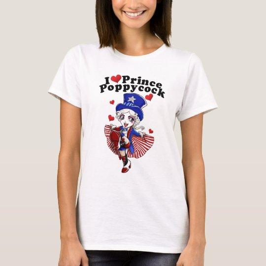 Yanky Doodle Dandy Poppycock T-Shirt