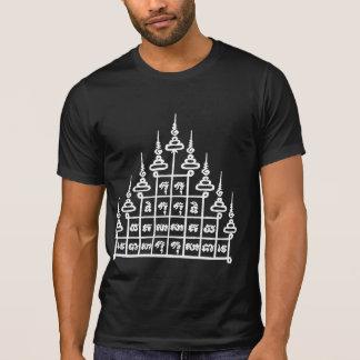 YANT BUDDHA ASIAN ART DESIGNS T-Shirt