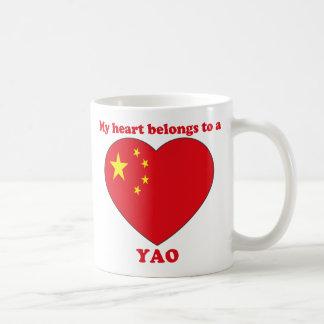 Yao Basic White Mug