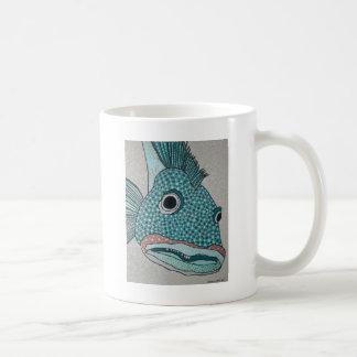 Yao Ling Cod Basic White Mug