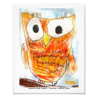 YAP | Designer Owl | Youth Art Project Photograph