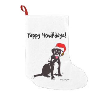 Yappy Howlidays Christmas Stocking