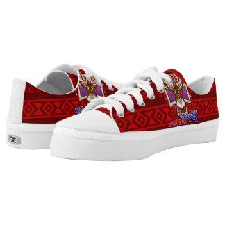 yaqui deerdancer womens tennis shoe design yoeme printed shoes