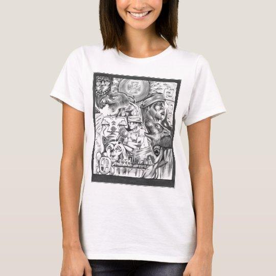 Yaqui Vision T-Shirt