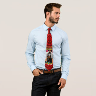 Yaqui Yoeme Deer Dancer tie