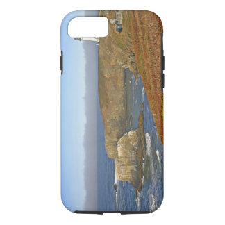 Yaquina Head Lighthouse at Newport Oregon iPhone 8/7 Case