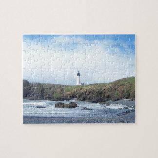 Yaquina Head Lighthouse Puzzle