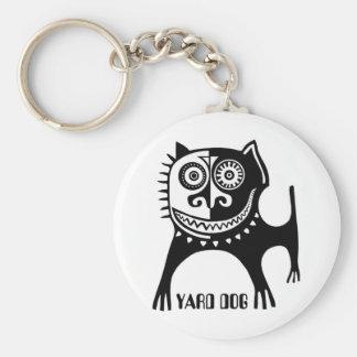 Yard Dog Key Chain