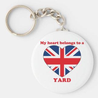 Yard Keychains