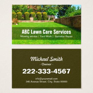 Yard Lawn Care Gardening Landscaping Green Grass