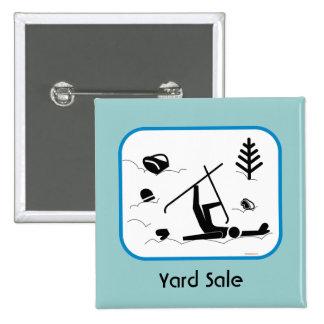Yard Sale Button