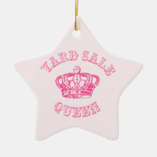 Yard Sale Queen Christmas Ornament