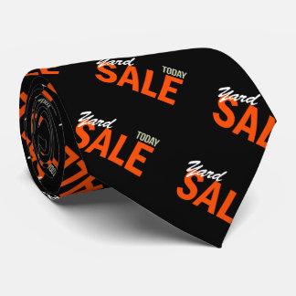 Yard Sale Today Tie