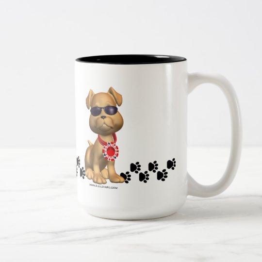 Yard Scooter Coffee Mug