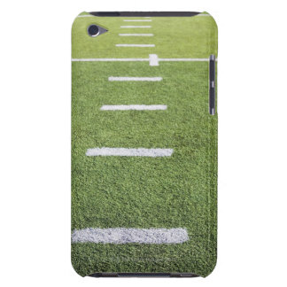 Yardlines on Football Field iPod Case-Mate Case