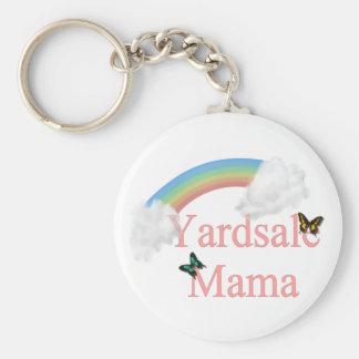 Yardsale Mama Keychain