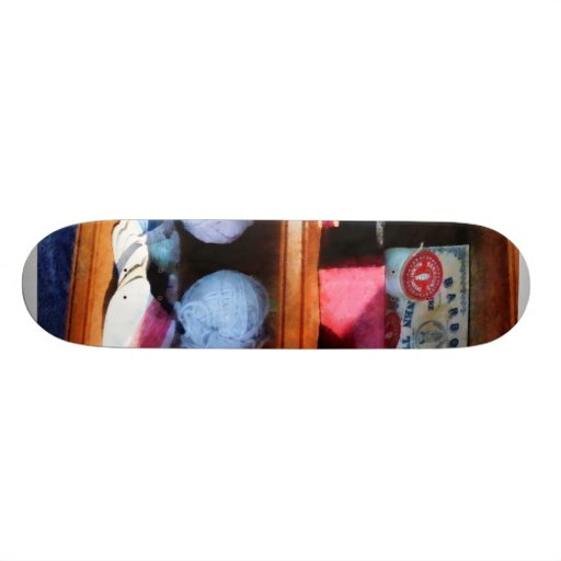 Yarn and Thread in General Store 19.7 Cm Skateboard Deck