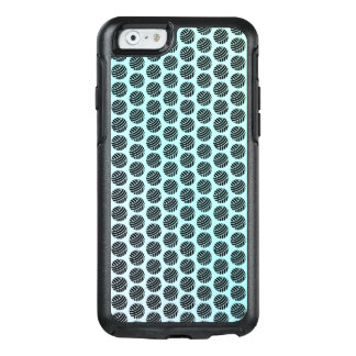 Yarn Balls • Gradient Blues Texture Crafts OtterBox iPhone 6/6s Case