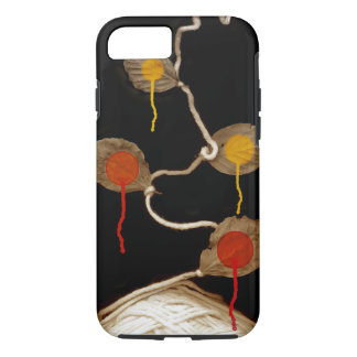 yarn bloom 2013 iPhone 8/7 case