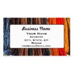 Yarn Business Card