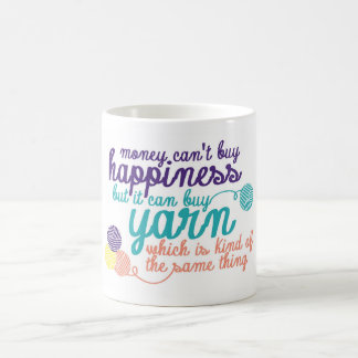 Yarn Happiness Mug