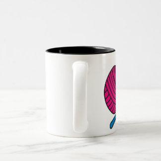 Yarn Love - Crochet Mug