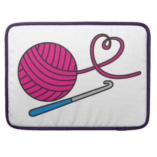 Yarn Love Macbook Pro Sleeve
