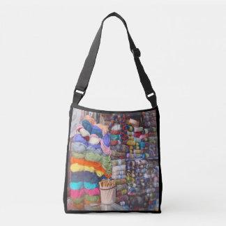 Yarn Shop Crossbody Bag