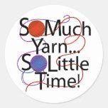Yarn Time Stickers