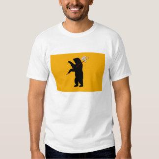 Yaroslavl Oblast Flag T-shirts