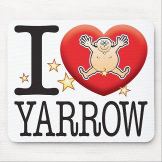 Yarrow Love Man Mouse Mat