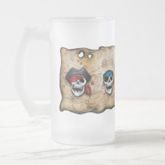Yarrrr - Pirate Frosted Mug