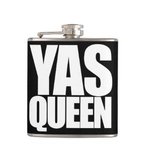YAS queen Hip Flask