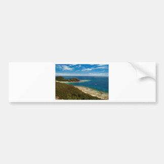yasawa islands fiji bumper sticker