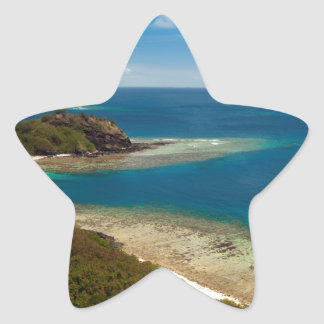 yasawa islands fiji stickers