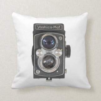 Yashica-Mat Cushion