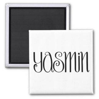 Yasmin black Magnet